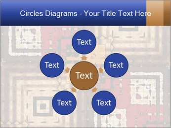 National traditional geometric pattern PowerPoint Template - Slide 78