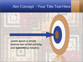 National traditional geometric pattern PowerPoint Template - Slide 83