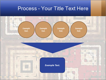 National traditional geometric pattern PowerPoint Template - Slide 93