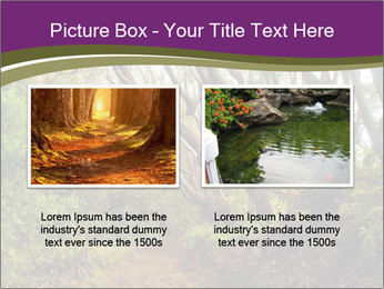 Forest Preserve Fog PowerPoint Template - Slide 18