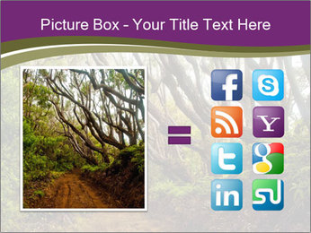 Forest Preserve Fog PowerPoint Template - Slide 21