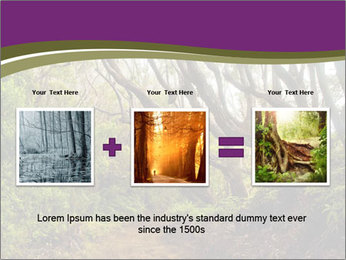 Forest Preserve Fog PowerPoint Template - Slide 22