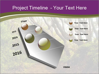 Forest Preserve Fog PowerPoint Template - Slide 26