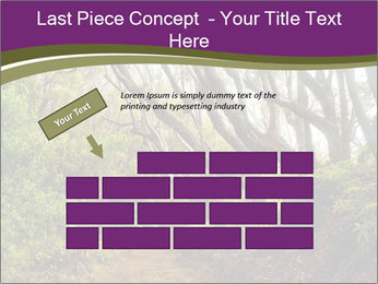 Forest Preserve Fog PowerPoint Template - Slide 46