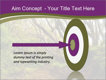 Forest Preserve Fog PowerPoint Template - Slide 83