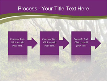 Forest Preserve Fog PowerPoint Template - Slide 88