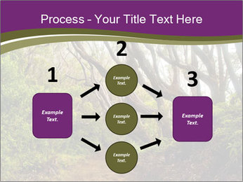 Forest Preserve Fog PowerPoint Template - Slide 92