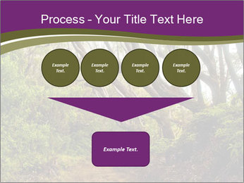 Forest Preserve Fog PowerPoint Template - Slide 93