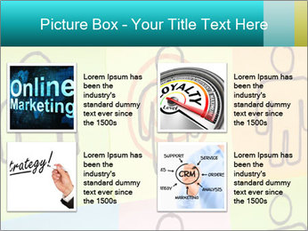 Target Your Customers PowerPoint Templates - Slide 14