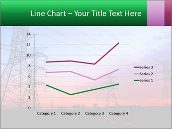 Electricity pylons PowerPoint Template - Slide 54