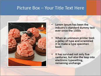 Funny cookie PowerPoint Template - Slide 13