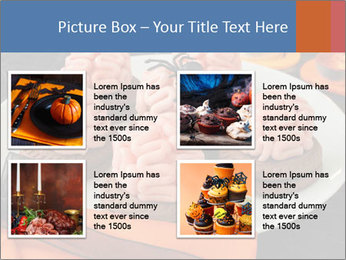 Funny cookie PowerPoint Template - Slide 14