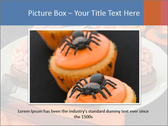 Funny cookie PowerPoint Template - Slide 15
