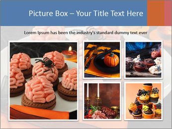 Funny cookie PowerPoint Template - Slide 19