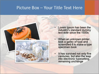 Funny cookie PowerPoint Template - Slide 20