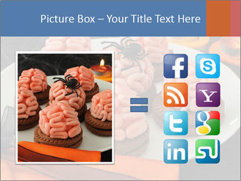 Funny cookie PowerPoint Template - Slide 21