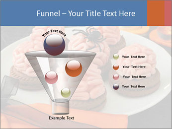 Funny cookie PowerPoint Template - Slide 63