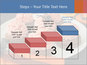 Funny cookie PowerPoint Template - Slide 64