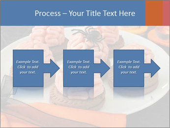 Funny cookie PowerPoint Template - Slide 88