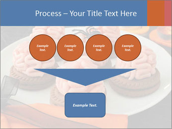 Funny cookie PowerPoint Template - Slide 93
