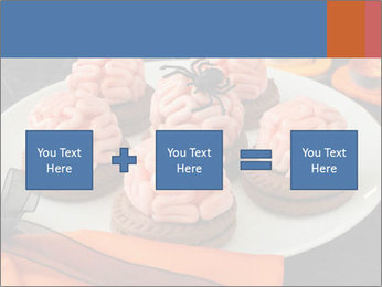 Funny cookie PowerPoint Template - Slide 95