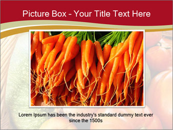 Summer vegetables PowerPoint Templates - Slide 16