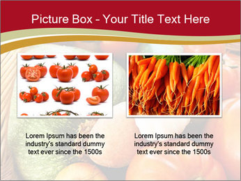 Summer vegetables PowerPoint Templates - Slide 18