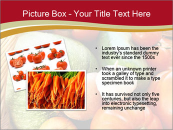 Summer vegetables PowerPoint Templates - Slide 20
