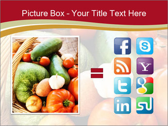 Summer vegetables PowerPoint Templates - Slide 21