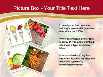 Summer vegetables PowerPoint Templates - Slide 23