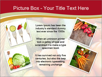 Summer vegetables PowerPoint Templates - Slide 24