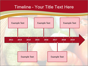Summer vegetables PowerPoint Templates - Slide 28
