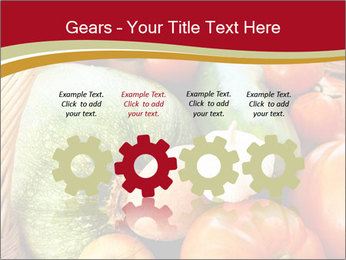 Summer vegetables PowerPoint Templates - Slide 48
