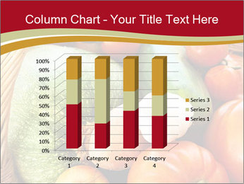 Summer vegetables PowerPoint Templates - Slide 50