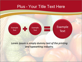 Summer vegetables PowerPoint Templates - Slide 75