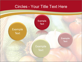 Summer vegetables PowerPoint Templates - Slide 77