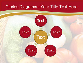 Summer vegetables PowerPoint Templates - Slide 78