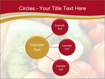 Summer vegetables PowerPoint Templates - Slide 79