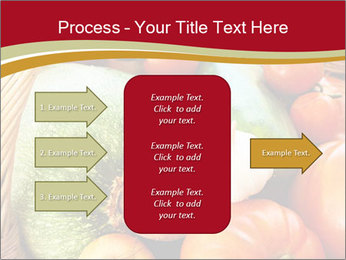 Summer vegetables PowerPoint Templates - Slide 85