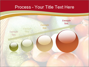 Summer vegetables PowerPoint Templates - Slide 87