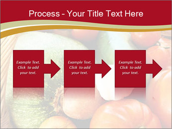 Summer vegetables PowerPoint Templates - Slide 88