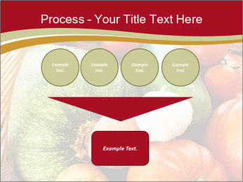 Summer vegetables PowerPoint Templates - Slide 93