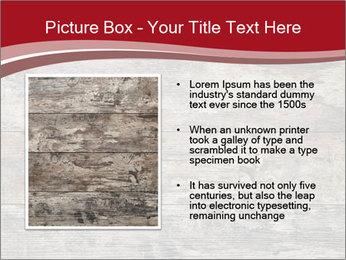 Wood PowerPoint Template - Slide 13