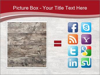 Wood PowerPoint Template - Slide 21