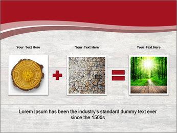 Wood PowerPoint Template - Slide 22