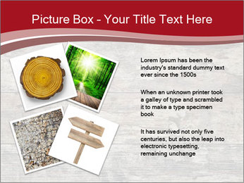 Wood PowerPoint Template - Slide 23