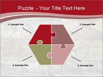 Wood PowerPoint Template - Slide 40