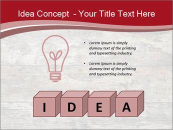 Wood PowerPoint Template - Slide 80