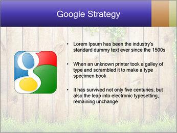 Fresh spring green grass PowerPoint Template - Slide 10