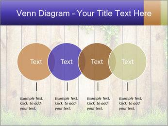 Fresh spring green grass PowerPoint Template - Slide 32